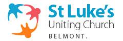 st. luke's church logo